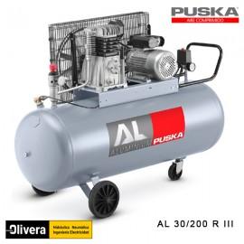 COMPRESOR PUSKA AL 30/200 R III