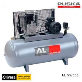 COMPRESOR PUSKA AL 55/300