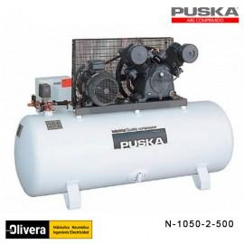 COMPRESOR PUSKA N-1050-2-500