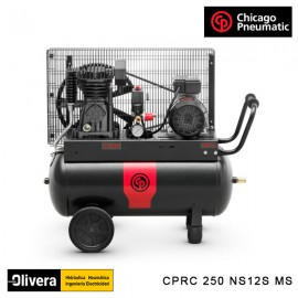 COMPRESOR CHICAGO PNEUMATIC CPRC 250 NS125 MS