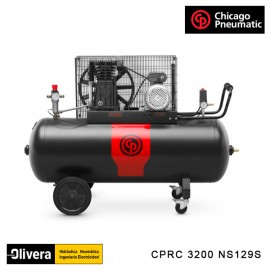 COMPRESOR CHICAGO PNEUMATIC CPRC 3200 NS129S MS