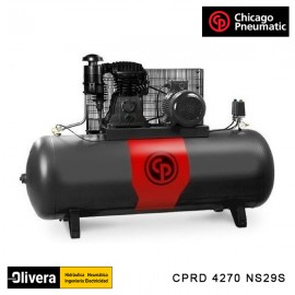 COMPRESOR CHICAGO PNEUMATIC CPRD 4270 NS29S FT