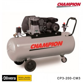 COMPRESOR CHAMPION PISTÓN CP3-200-CM3